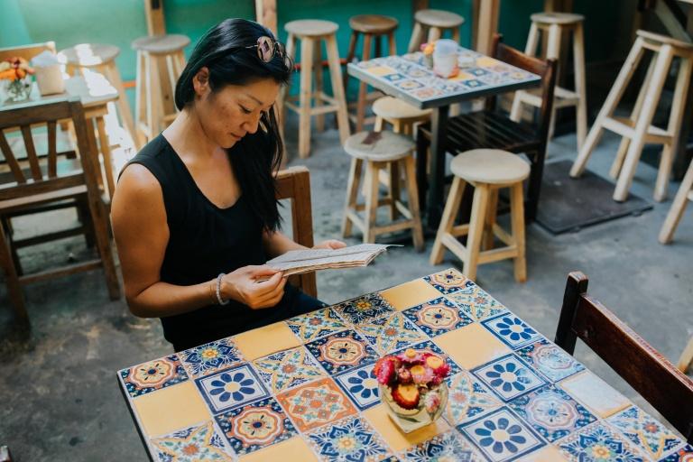 Susy Bando food eating