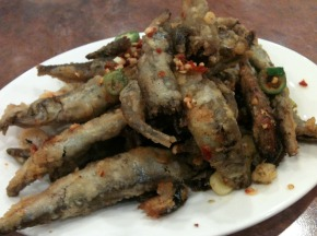 Food Fancy – Deep Fried Smelts