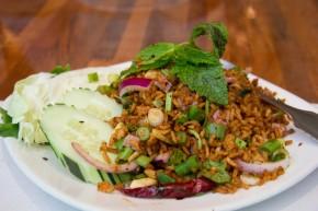 LAS: LOS for Crispy RiceSalad