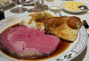 LAS: Overeating at Lawry's The Prime Rib
