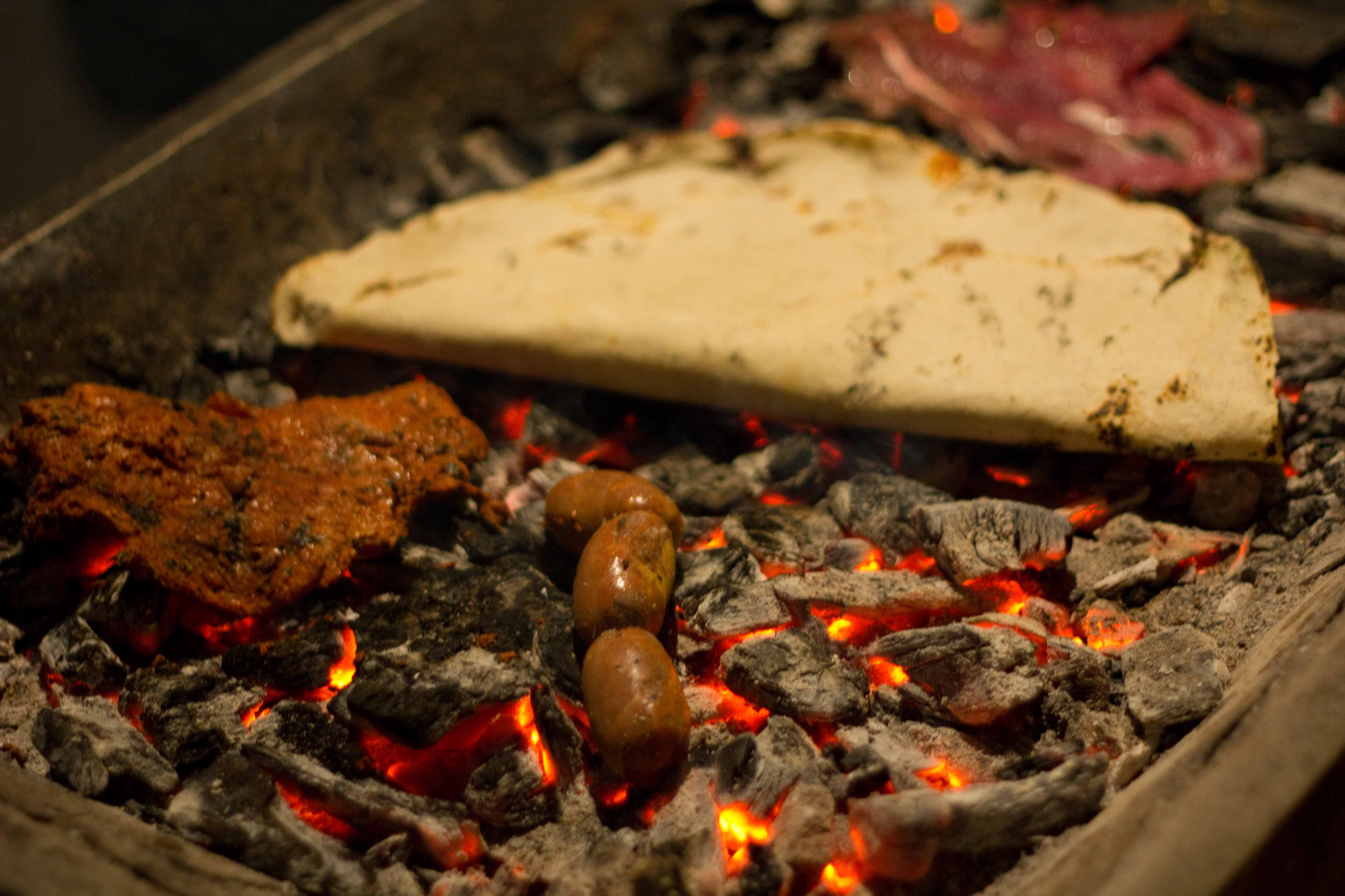 Oaxaquan Late Night Street Meat Call Me A Food Lover
