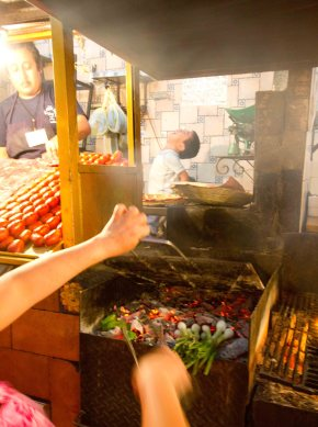 Meats devoured in a SmokyHall