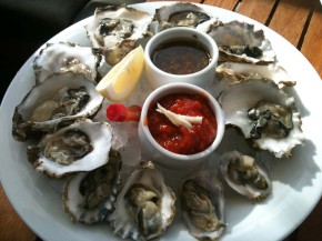 Quick Bite – Buck a shuck to change my mood