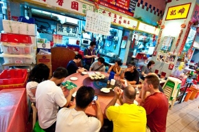 Eating like a local at Wong Nai Chung Cooked Food Centre