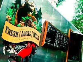 Food Truckin' Fresh LocalWild