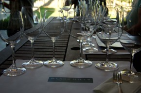 Food&Wine experience at Black HillsWinery