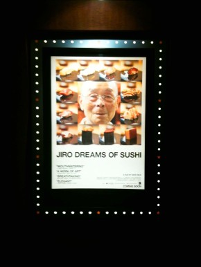 Susy Dreams of Sushi