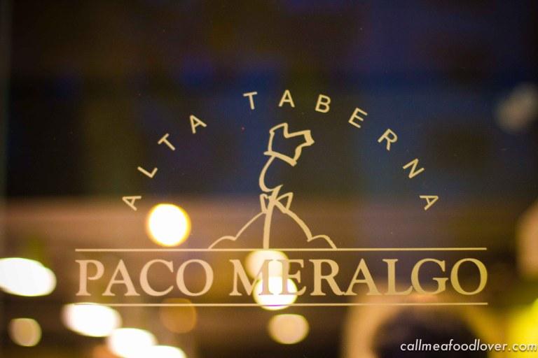 """""""Paco merlago"""""""