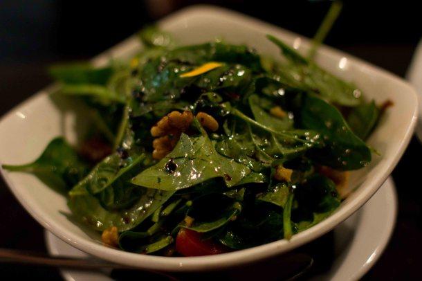 """""""Bar Mut Barcelona spinach"""""""