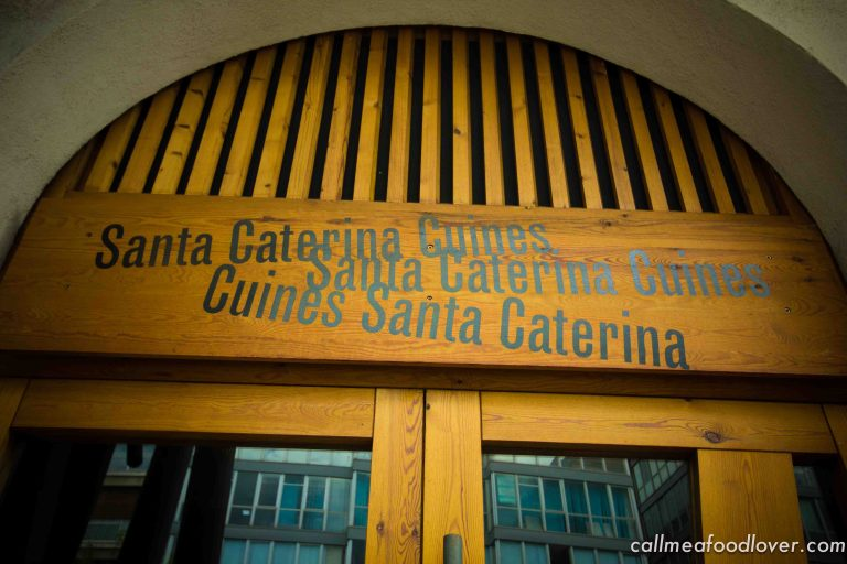 Santa Caterina outside