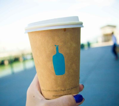 36 hours SFO Blue Bottle Ferry Market