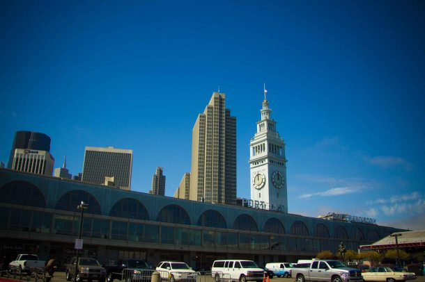 Ferry Market building San Francisco