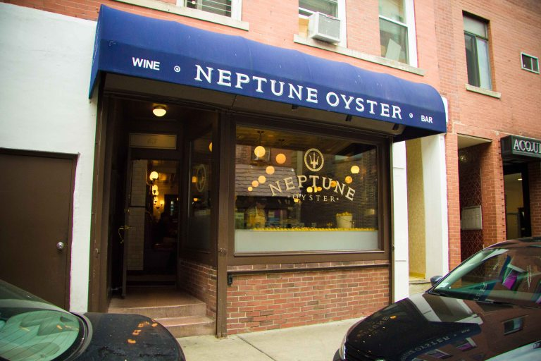 """Boston Neptune Oyster"""