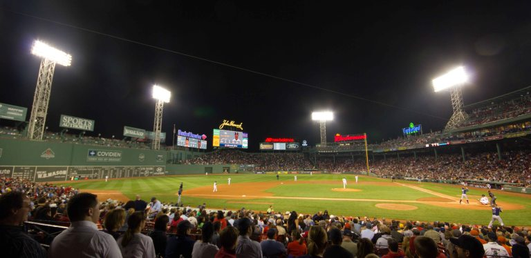 """Boston Fenway Park 100"""