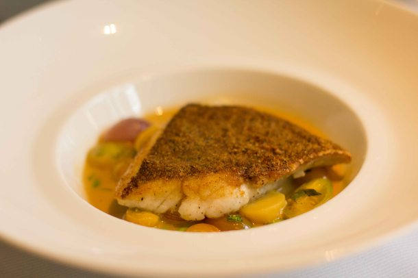 """jean georges black bass"""