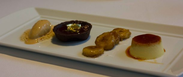 """jean georges caramel"""