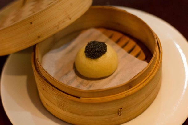 """jose andres tres steamed bun"""
