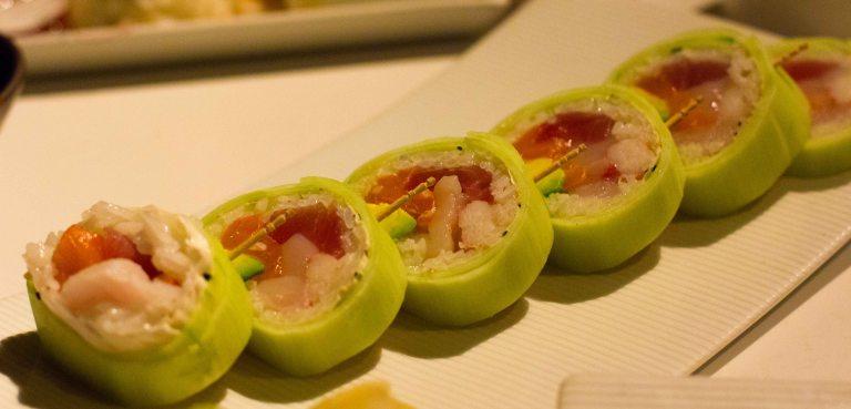 """Katsuya Special roll"""