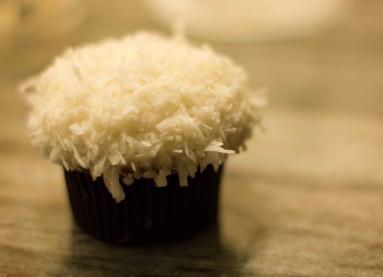 """sprinkles cupcake"""