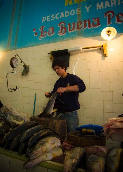 Alejandro Ruiz Oaxaca Cooking