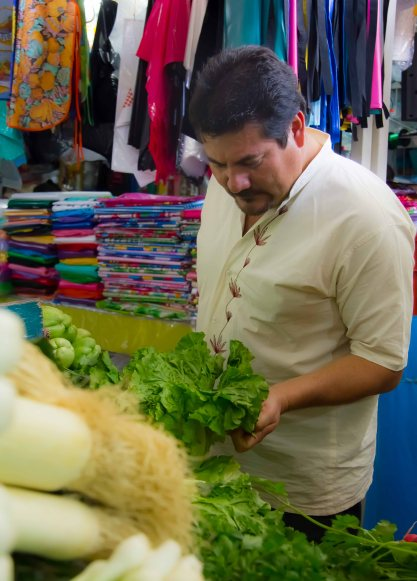 Alejandro Ruiz Oaxaca Mercado