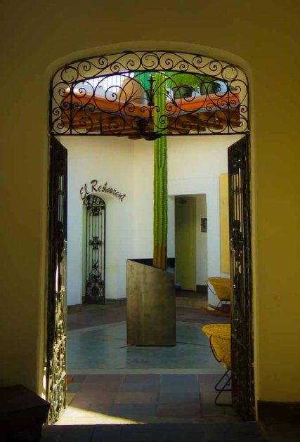 """""""Casa Oaxaca Door """""""