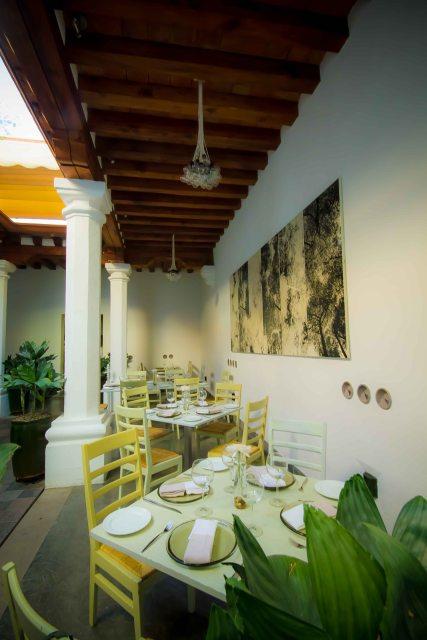 """Casa Oaxaca downstairs"""