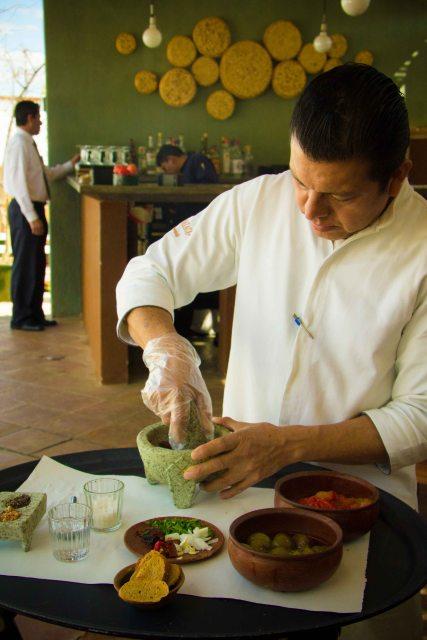 """""""Casa Oaxaca Salsa"""""""