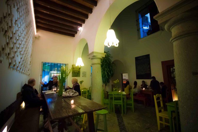 """""""Oaxaca Origen space"""""""