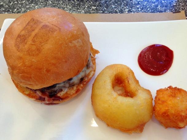 """""""Umami burger truffle"""""""