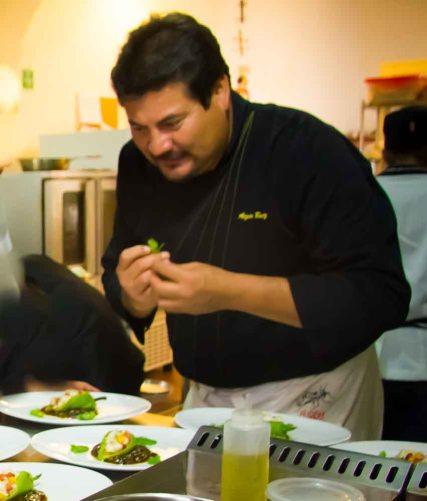"""""""Alejandro Ruiz Oaxaca cocinero"""""""