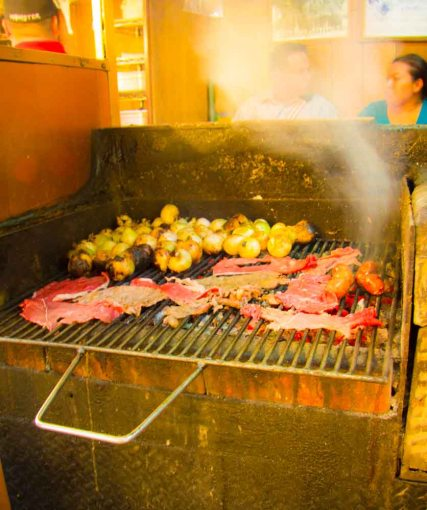 """20 Noviembre Oaxaca smoky"""