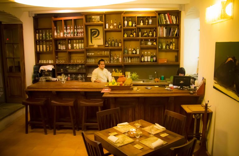 """Pitiona Oaxaca bar"""