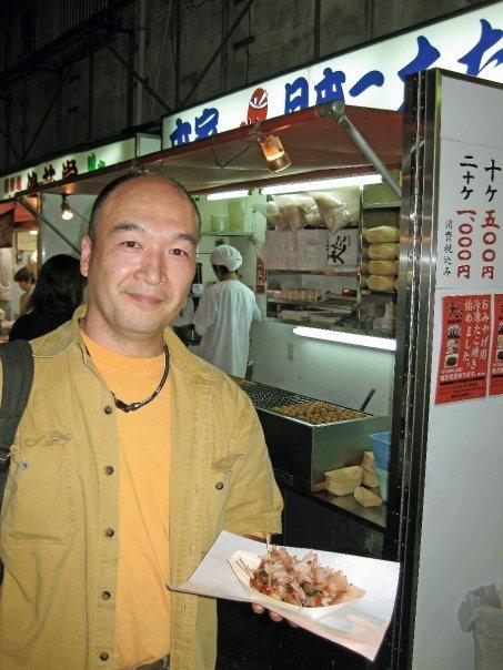 Is Akashiyaki Street Food
