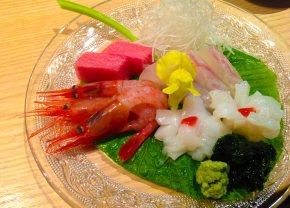 Sushi memories in Kyoto (SushiIna)