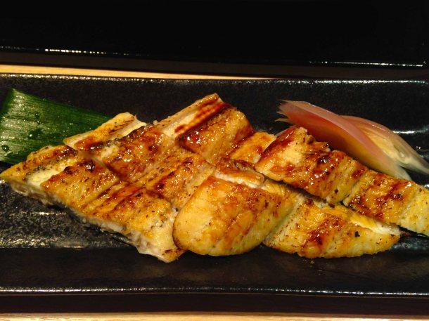 """""""Sushi Ina Kyoto unagi"""""""