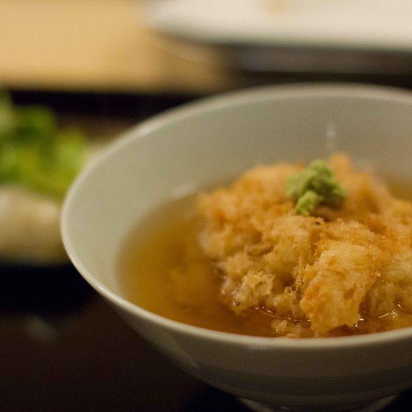 """""""Rakutei Tokyo tempura ten-cha"""""""