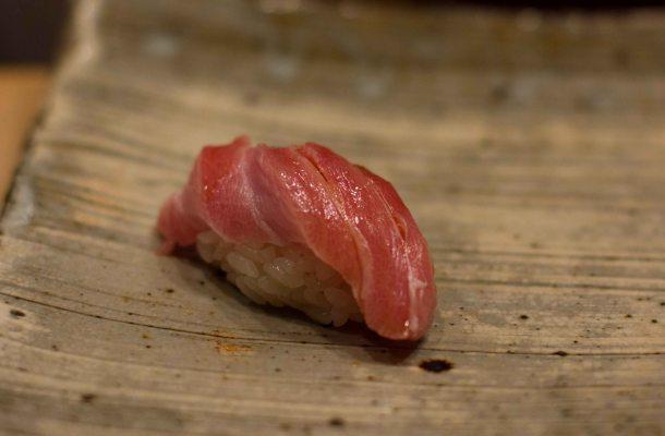 """""""Sushi Kanesaka Tokyo o toro nigiri"""""""