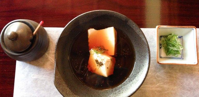 Tofu in