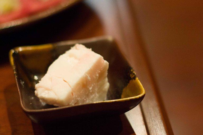 """""""Issunboushi Kyoto lard"""""""