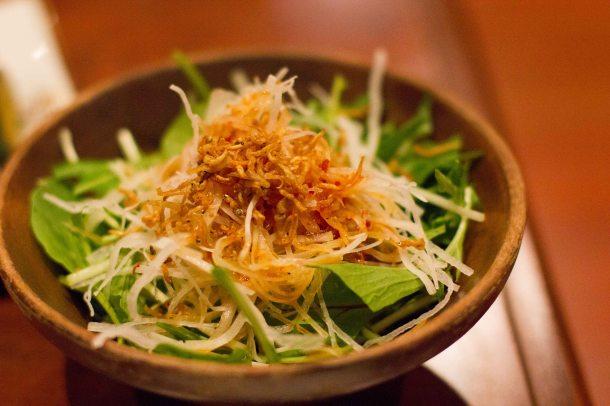 """""""Issunboushi Kyoto salad"""""""
