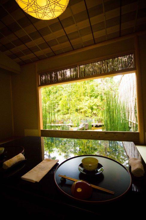 Kikunoi Kyoto room