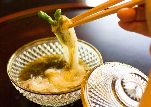 """""""Kikunoi Kyoto salad"""""""