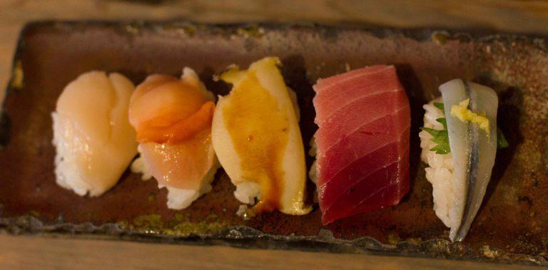 """""""Osaka Endo sushi"""""""