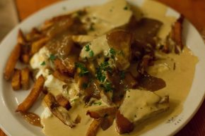 Great Food Prevails Over Poor Service at Au Pied deCochon