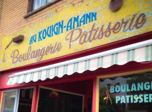 """""""Montreal Au Kouign Amann"""""""