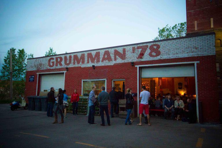 """Montreal Grumman 78"""