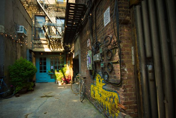"""""""Freemans alley"""""""