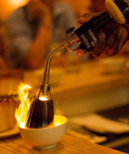 Kappo Ma Peche torch