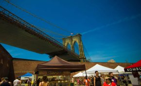 Destination Smorgasburg, Brooklyn, NY